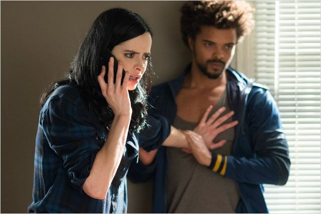 Photo Eka Darville, Krysten Ritter