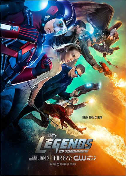 DC's Legends of Tomorrow  S01