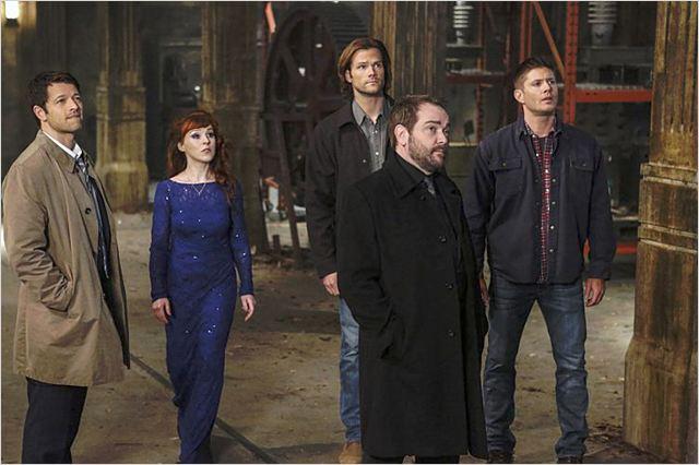 Supernatural photo de jared padalecki et jensen ackles 213 sur 1 319 allocine - Jensen ackles taille ...