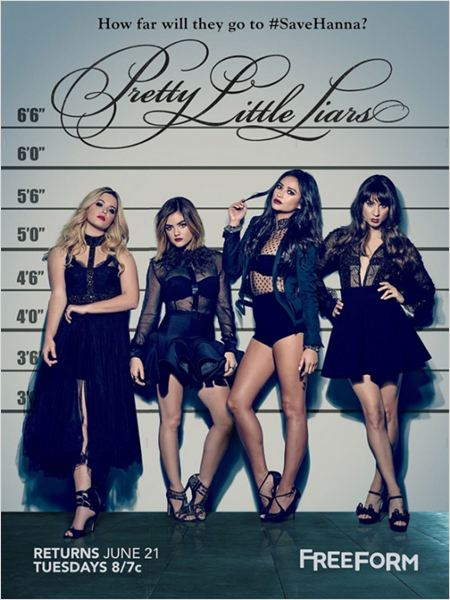 Pretty Little Liars saison 07 vo / vostfr (E19 VOSTFR)