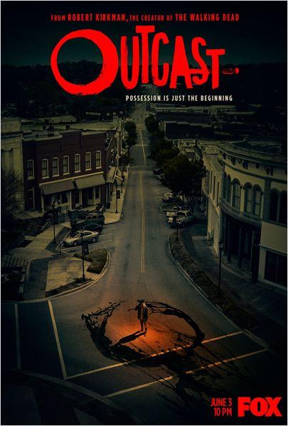 Outcast : Affiche