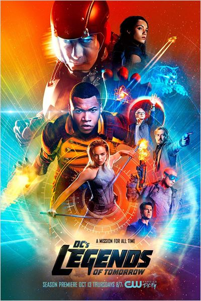 DC's Legends of Tomorrow saison 2 en vo / vostfr (Episode 11 VOSTFR/??)