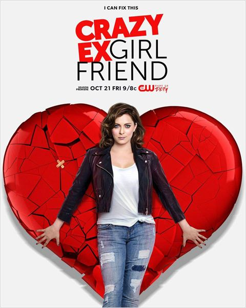 Crazy Ex-Girlfriend S02 E07 E08 E09