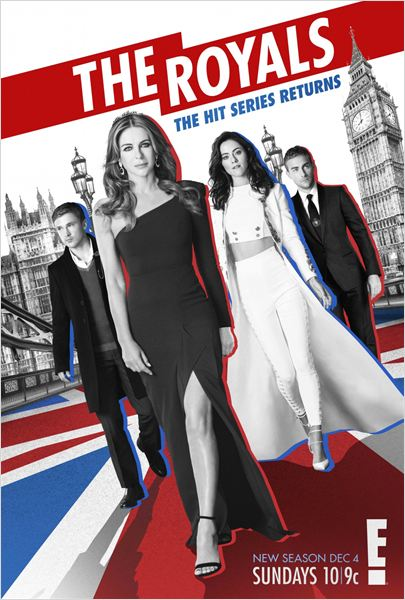The Royals  saison 3 en vo / vostfr (Episode 10 VOSTFR/??)