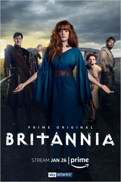 Britannia : Affiche