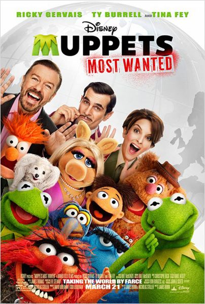 Muppets most wanted [DVDRiP] [MULTI]