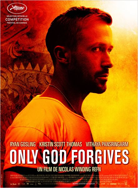 Only God Forgives : Affiche