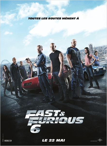 Fast & Furious 6 |FRENCH| [CAM]