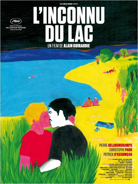 L'Inconnu du lac : Affiche