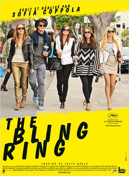 The Bling Ring : Affiche