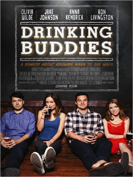 Drinking Buddies [DVDRiP] [MULTI]