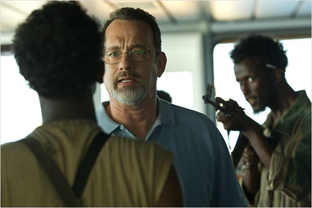 Capitaine Phillips : Photo Tom Hanks