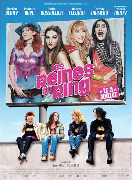 Les Reines du ring |FRENCH| [DVDRiP]