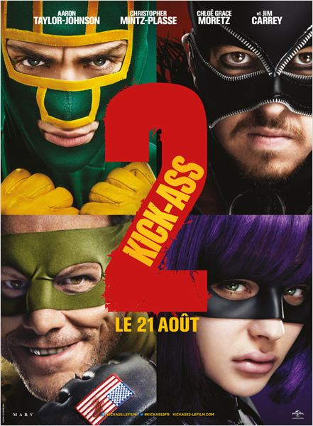 Kick-Ass 2 |TRUEFRENCH| [DVDRiP]