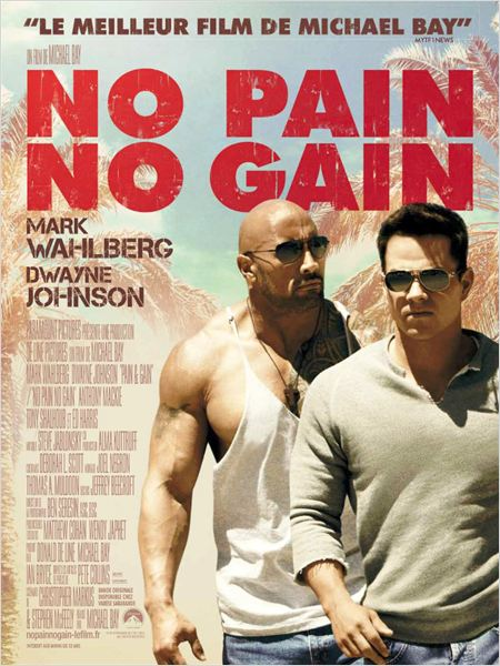 No Pain No Gain : Affiche