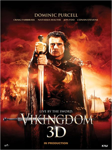 Regarder Vikingdom – l'éclipse de sang en streaming