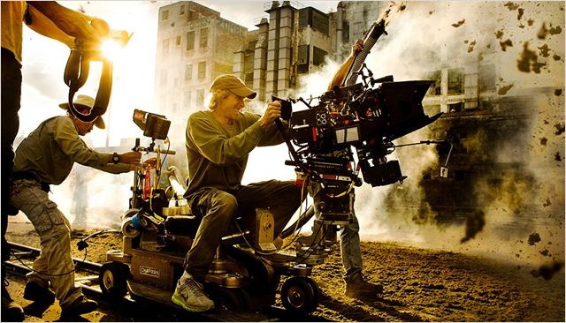 Transformers : l'âge de l'extinction : Photo Michael Bay