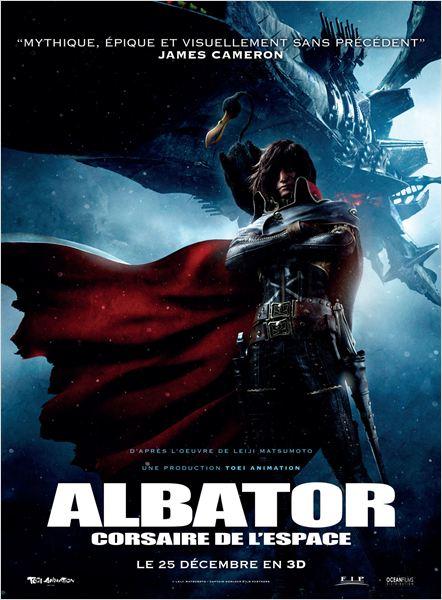 Albator, Corsaire de l'Espace ddl