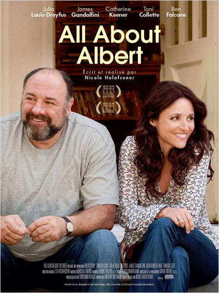 All about Albert : Affiche