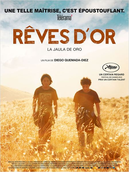 Rêves d'or [DVD-R] [MULTI]