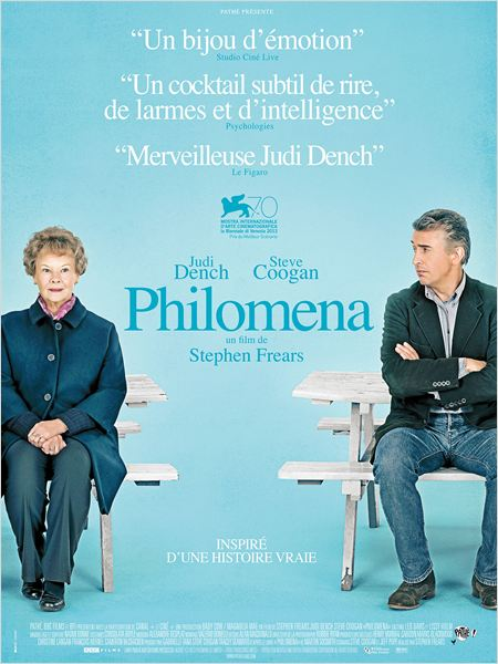 Philomena : Affiche