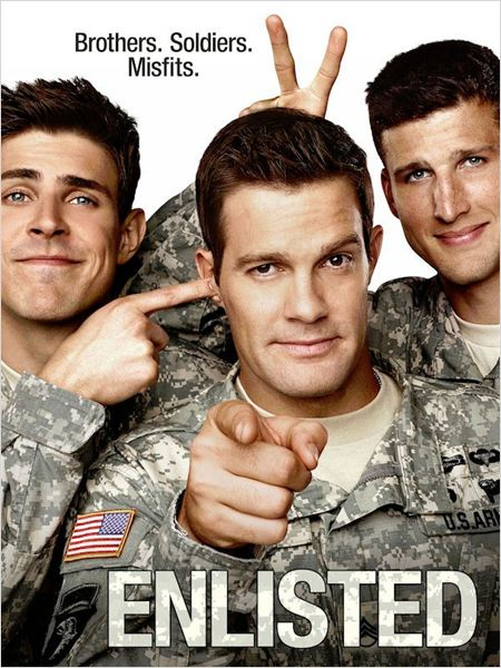 Enlisted : Affiche