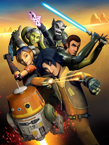 Star wars rebels saison 1 en français