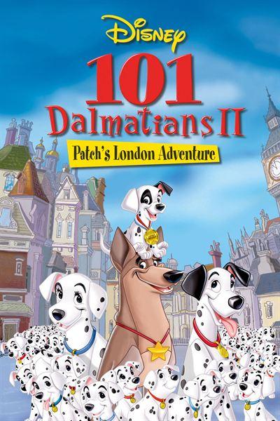Les 101 Dalmatiens 2   Sur la Trace des Héros  2003  720p mp4