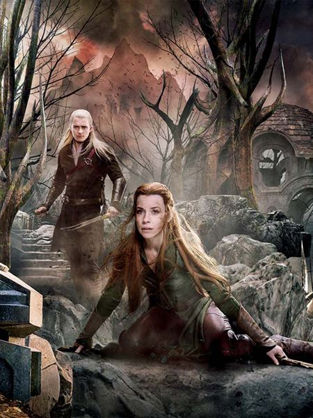 Legolas and tauriel fan fiction