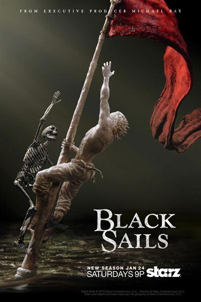 Black Sails saison 2 en vostfr