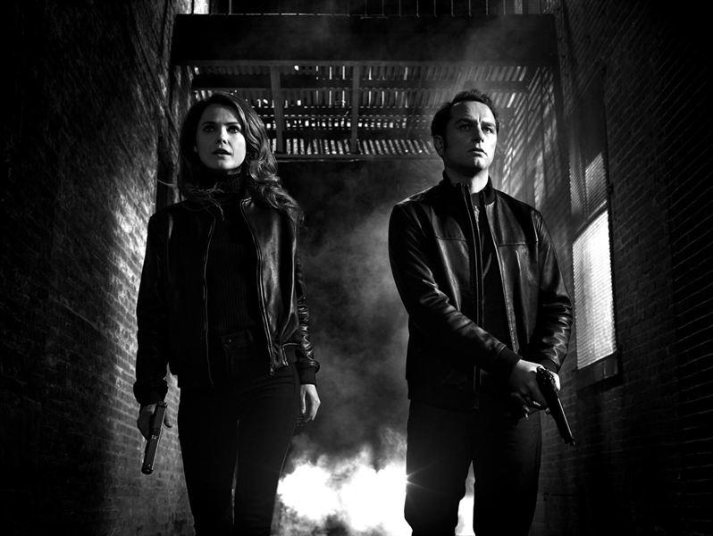 THE AMERICANS (Saison3) - A voir à partir du 28 janvier