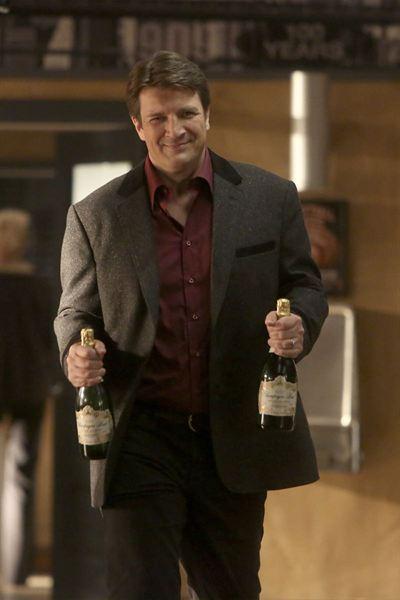Castle : annulée au terme de la saison 8 - ABC : Grey's ...