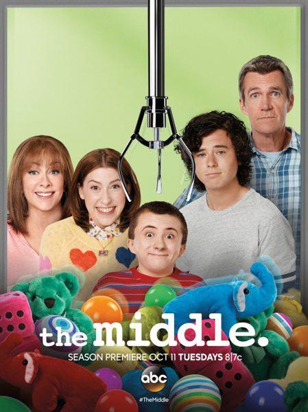 The Middle S08 en vo / vostfr (Complète)