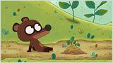 Pompon Ours - Le petit pêcheur
