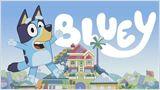 Bluey - Le travail