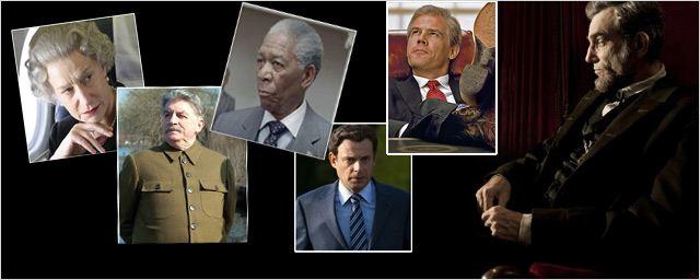 Les chefs d'Etats au cinéma : destins croisés