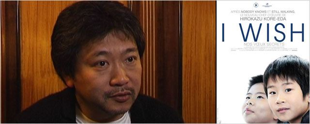 """I Wish"" : rencontre avec Hirokazu Kore-Eda [VIDEO]"