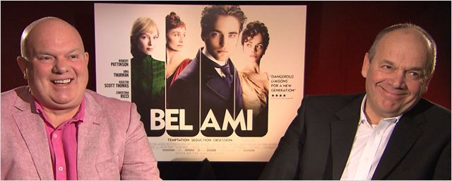 &quot;Bel-ami&quot; : les r&#233;alisateurs au micro [VIDEO]