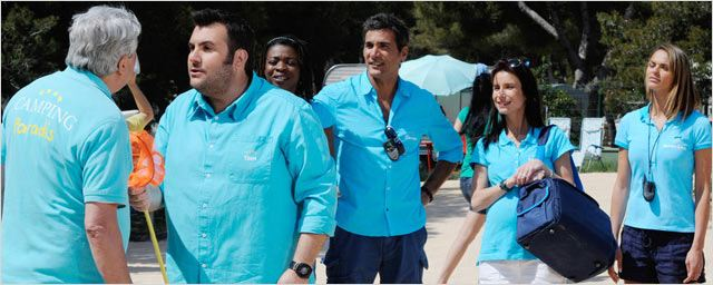 "Audiences du Lundi 15 Octobre : ""Camping Paradis"" mate ""Castle"""