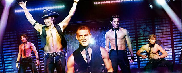 &quot;Magic Mike&quot; d&#233;barque en Blu-Ray et DVD