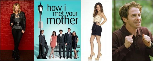 "Une ""jolie petite menteuse"" rejoint ""How I Met Your Mother"" !"