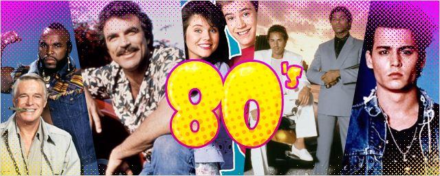 Les 15 meilleurs génériques des séries des années 80