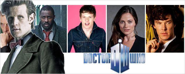 """""""Doctor Who"""" : qui pourrait succéder à Matt Smith ? Nos 20 propositions"""