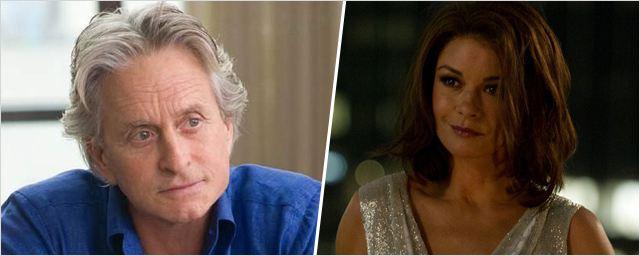 Séparation en vue pour Michael Douglas et Catherine Zeta-Jones ?