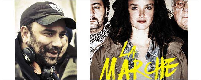 """Un thriller politique en projet pour le réalisateur de """"La Marche"""""""