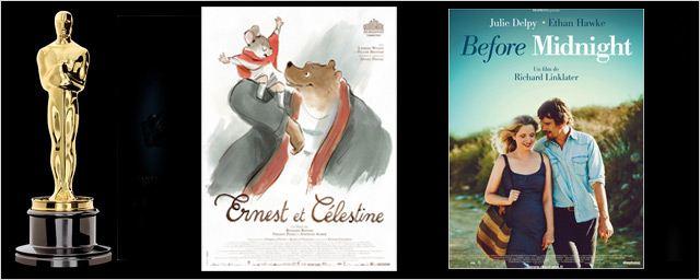 """Oscars 2014 : côté français, """"La Vie d'Adèle"""" bredouille, """"Ernest et Celestine"""" toujours en course..."""