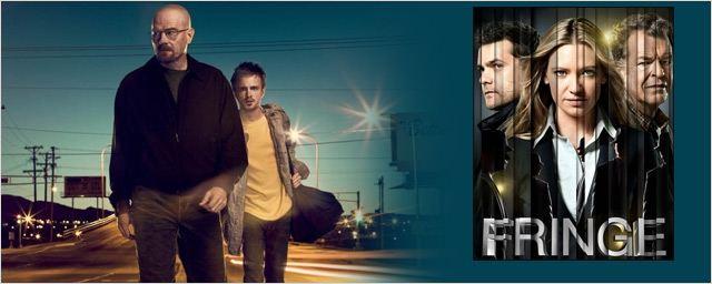 """""""Breaking Bad"""", """"Fringe""""... Ces séries qui se sont arrêtées au bon moment !"""
