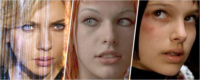 D'Isabelle Adjani à Scarlett Johansson : les héroïnes de Luc Besson