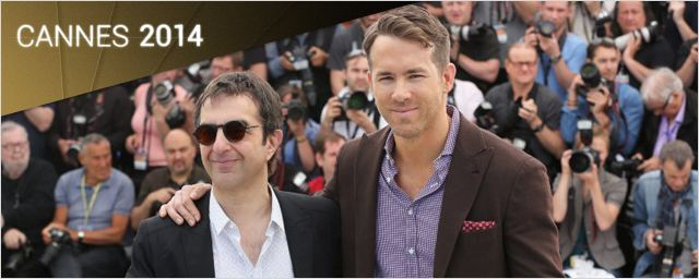 """Cannes 2014 : Ryan Reynolds - """"Le plus important c'est de travailler avec de grands réalisateurs..."""""""