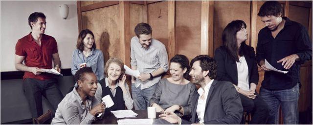 Broadchurch : le casting de la saison 2 prend la pose